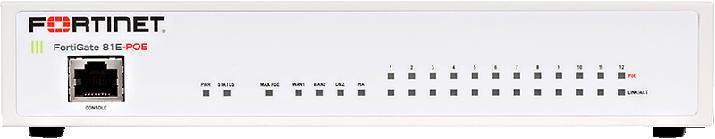 Межсетевой экран NGFW Fortinet firewall FortiGate 60E